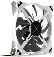 zalman zm df14bl 140mm premium dual impeller red led fan photo