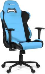 arozzi torretta xl fabric gaming chair light blue photo