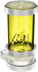 primochill 120mm agb ctr phase ii for laing d5 clear pmma yellow photo