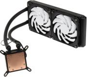silverstone sst td02 slim tundra complete watercooling 240mm photo