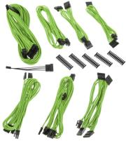 bitfenix alchemy 20 psu cable kit bqt series sp10 green photo