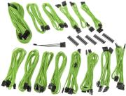 bitfenix alchemy 20 psu cable kit cmr series green photo