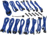 bitfenix alchemy 20 psu cable kit evg series blue photo
