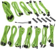 bitfenix alchemy 20 psu cable kit ssc series green photo
