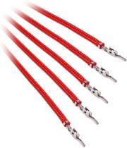 bitfenix alchemy 20 psu cable 5x 40cm red photo