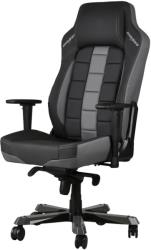 dxracer classic ce120 gaming chair black grey photo