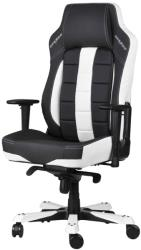 dxracer classic ce120 gaming chair black white photo