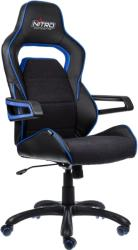 nitro concepts e220 evo gaming chair black blue photo
