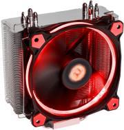thermaltake riing silent 12 red cpu cooler 120mm photo