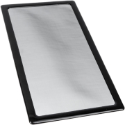 demciflex dust filter 280mm x 140mm black black photo