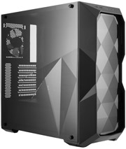 case coolermaster masterbox td500l black photo