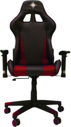 Azimuth Gaming Chair A-005 Black/red - Gaming chairs (PER.818570)