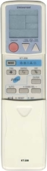 remote control kt 208ii air condition one button photo
