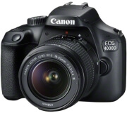 canon eos 4000d kit ef s 18 55mm dc iii photo
