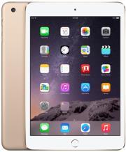 tablet apple ipad mini 3 retina touch id 79 128gb wi fi gold photo