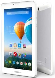 tablet archos 70c xenon 7 ips dual core 8gb 3g wifi bt gps android 51 white grey photo