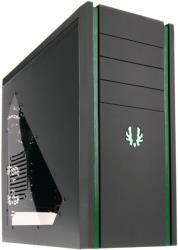case bitfenix shinobi usb30 window black green photo