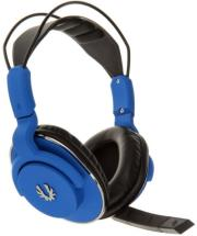 bitfenix flo gaming headset softouch blue photo