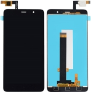 screen replacement for xiaomi redmi note 3 black pt001423 photo