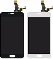 screen replacement for meizu m5 black pt004467 photo