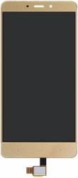 screen replacement for redmi note 4 gold pt003723 photo