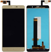 screen replacement for xiaomi redmi note 3 gold pt001425 photo