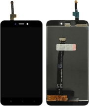 screen replacement for xiaomi redmi 4x black pt006755 photo