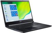 laptop acer aspire 7 a715 75g 57h8 156 fhd intel core i5 9300h 8gb 256gb ssd gtx 1650ti 4gb win1 photo
