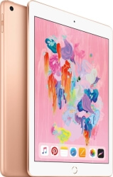 tablet apple ipad 2018 wifi 97 retina a10 touch id 128gb gold photo