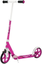 razor a5 lux scooter pink photo