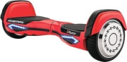 razor hovertrax 20 red with led lights photo