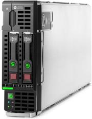 hp proliant bl460c gen9 1xe5 2640v3 2x16gb p244br 2xsff photo