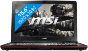 laptop msi gp62 6qf 1263nl 156 fhd core i7 6700hq 16gb 1tb 256gb m2 nvidia gtx960m 2gb win10 photo