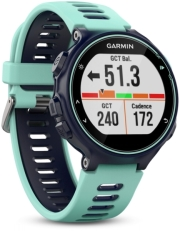 SPORTWATCH GARMIN FORERUNNER 735XT MIDNIGHT BLUE/FROST BLUE