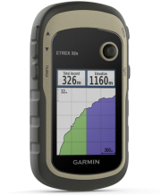 garmin etrex 32x hiking gps with digital compass europe photo