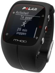 sportwatch polar m400 black photo