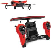 parrot bebop drone skycontroller red photo
