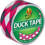 duck tape big rolls scottish diamonds photo