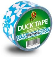 duck tape big rolls surf flower photo
