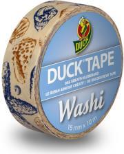 duck tape washi sea shells photo