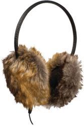 satzuma furry headphones brown photo
