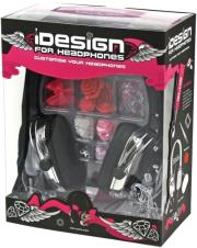 SATZUMA IDESIGN HEADPHONES FLOWER