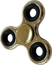 spinner special metal colour gold photo