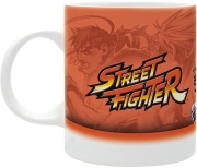 street fighter mug 320ml group with box photo