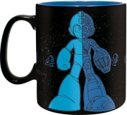 megaman mug 460ml skeleton box photo