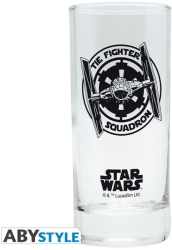 star wars glass tie fighter photo