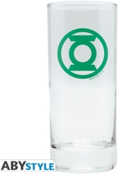 dc comics glass green lantern photo