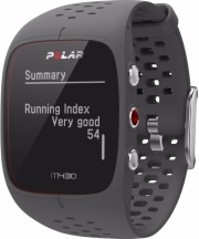 sportwatch polar m430 hr grey photo