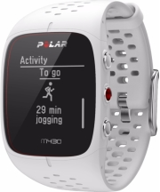 sportwatch polar m430 hr white photo