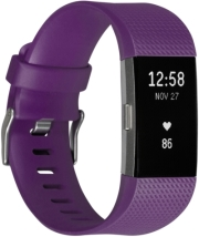 fitbit charge 2 large plum photo